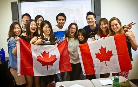 Du học Canada - Canada - Điều kiện du học lý tưởng cho sinh viên quốc tế