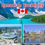 Đi du lịch vòng quanh canada