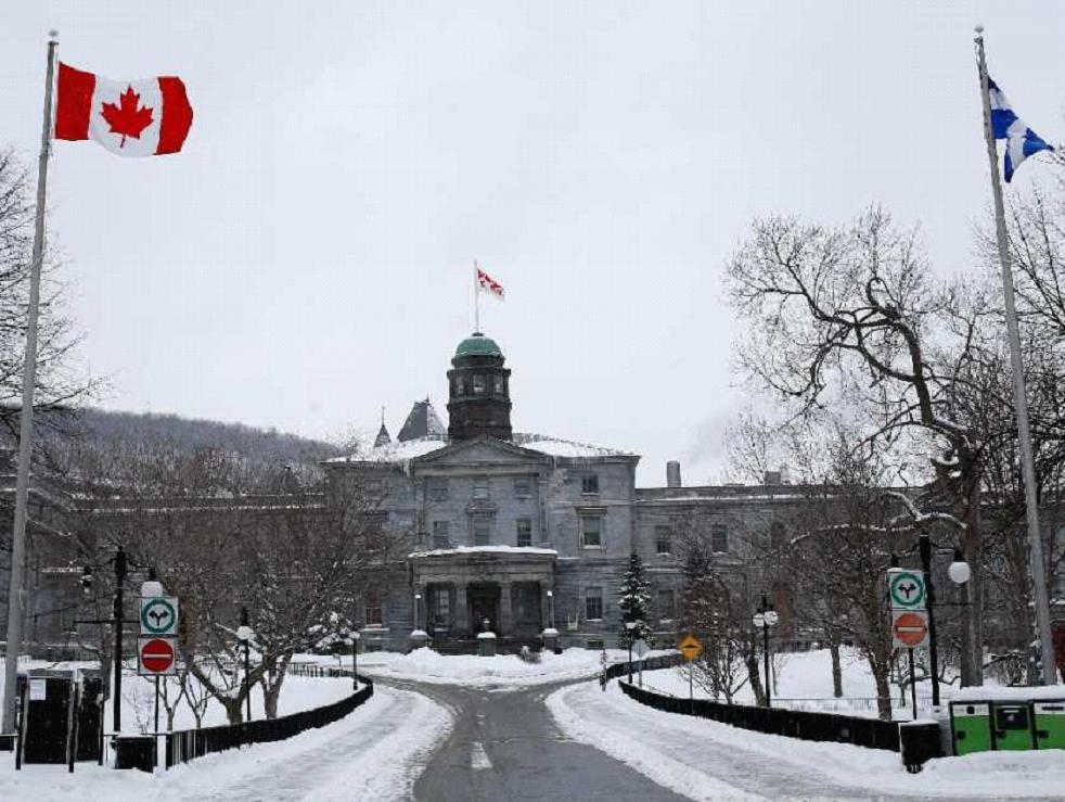 Du học Canada - McGill University Đại học tại Canada