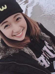 Du học Canada - Tiêu Ngọc Trân thành công với ước mơ du học