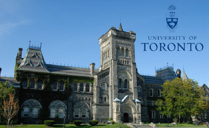 Du học Canada - Toronto University Đại học tại Canada