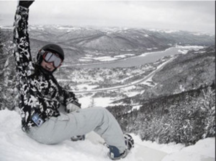 Du học Canada - không thể bỏ lỡ trượt tuyết