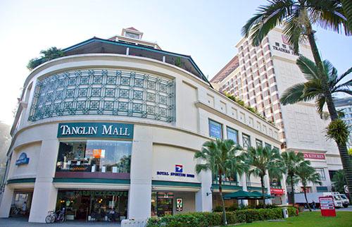 Du học Singapore - Chợ đêm Tanglin Mall Singapore