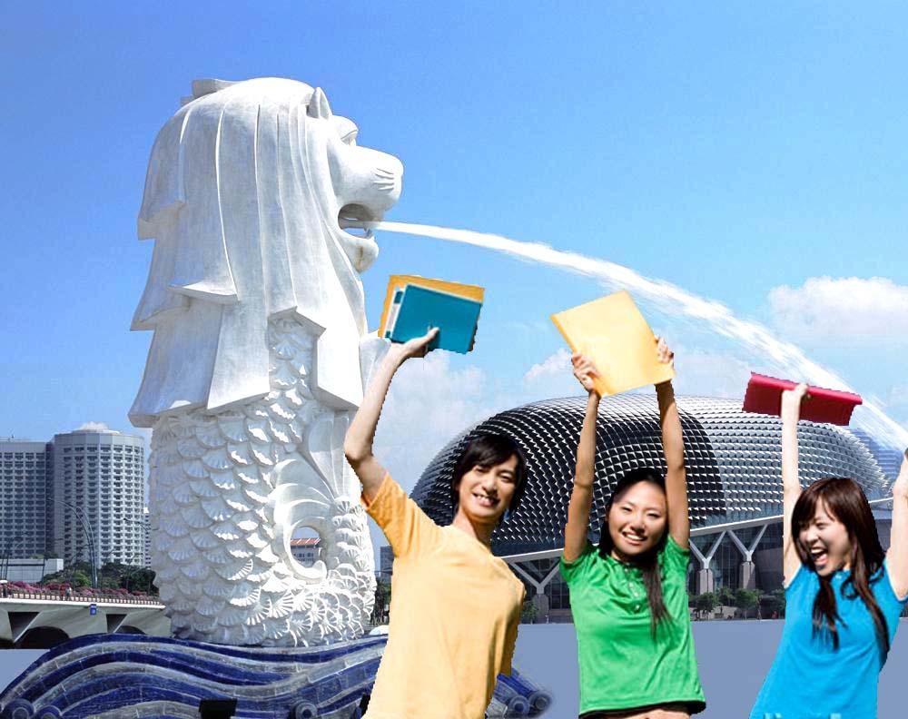 Du học Singapore - Du học sinh ASEAN