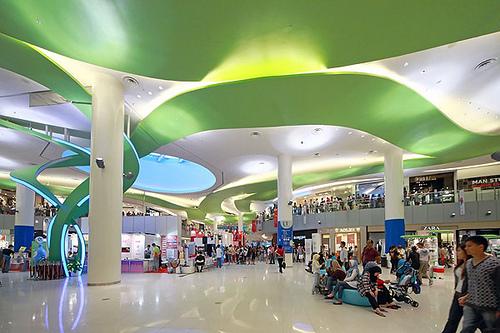 Du học Singapore - Trung tâm mua sắm Vivo City Singapore