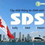 Cập nhật chương trình SDS du học Canada – STUDY DIRECT STREAM