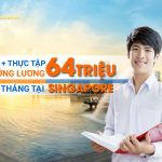 DU HỌC – THỰC TẬP HƯỞNG LƯƠNG TẠI SINGAPORE CHỈ VỚI 64 TRIỆU NGÀNH QUẢN TRỊ NHÀ HÀNG ẨM THỰC