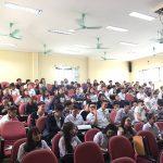 Giao lưu cùng sinh viên trường Cao đẳng du lịch Hải Phòng – Hội thảo Du học thực tập hưởng lương tại Singapore