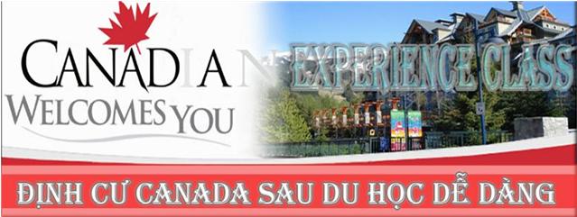 Du học Canada - Chính sách Định cư tại Canada sau khi du học