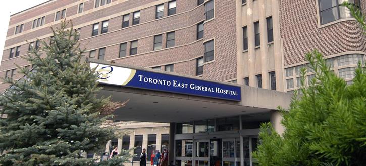 Du học Canada - Bệnh viện thành phố Toronto