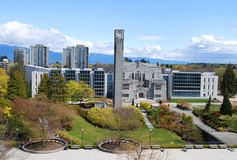 Du học Canada - British Columbia Kinh nghiệm du học