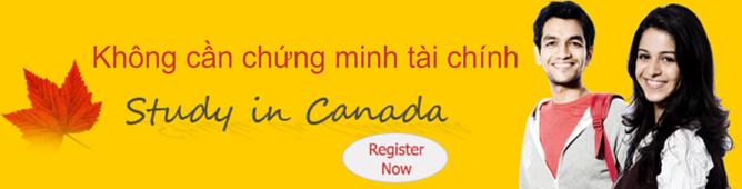 Du học Canada - Du học ko cần Chứng minh tài chính
