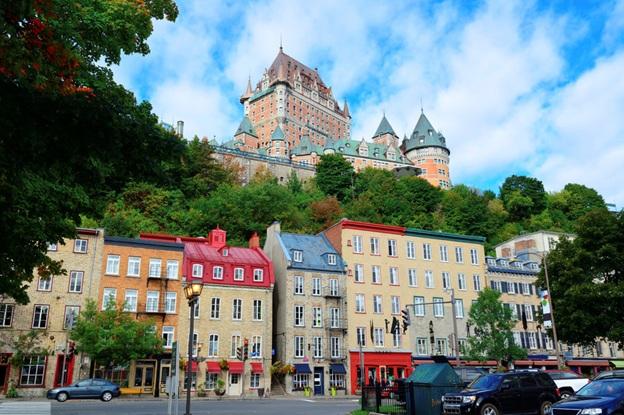 Du học Canada - Du học tại Quebec tại Canada