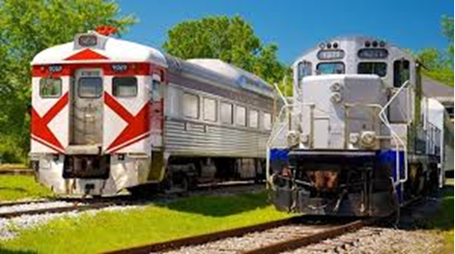 Du học Canada - Du lịch canada với đường sắt