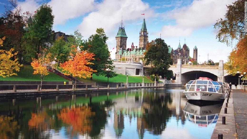 Du học tại Canada - Môi trường sống tốt nhất Thế Giới