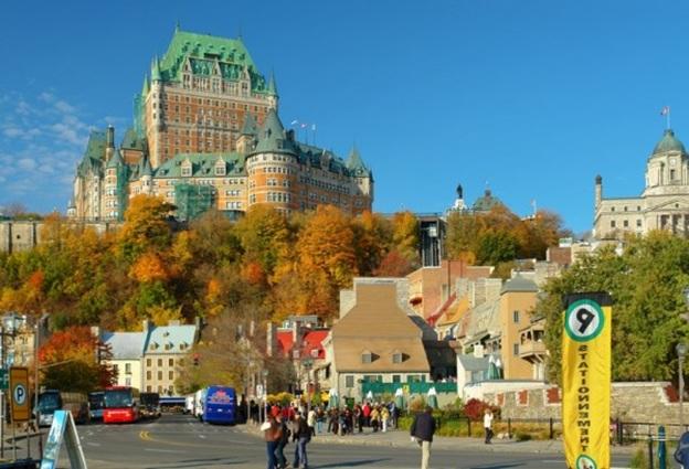 Du học Canada - Thành phố Thành phố Montreal của Quebec tại Canada