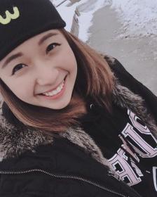 Tiêu Ngọc Trân - du học sinh Canada