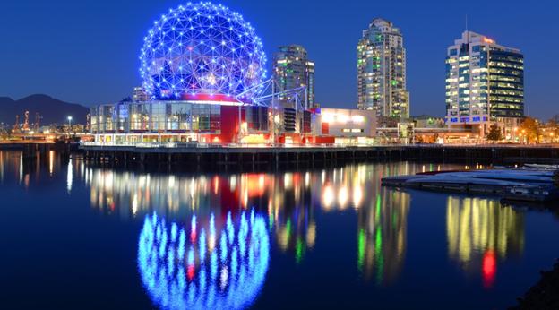 Du học Canada - Vancouver