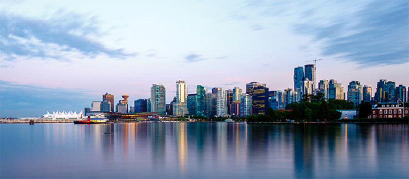 Du học Canada - Vancover thành phố du học