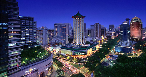 Du học Singapore - Đại lộ mua sắm Orchard road tại Singapore
