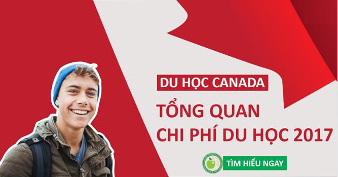 Du hoc trung học Canada - Chi phí du học Canada 2017