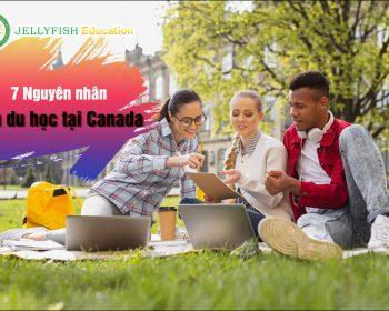 Những lý do nên du học Canada