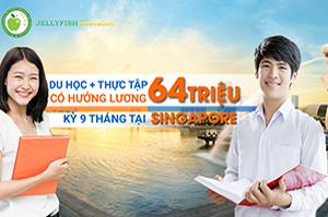 Du học Singapore chỉ với 64 triệu