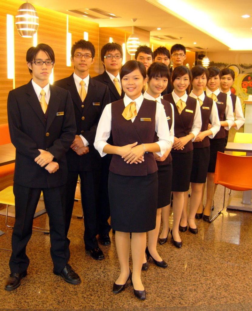 Chương trình du học thực tập hưởng lương ngành Quản lý Khách sạn