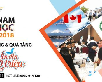 Vietnam Du Học Week 2018