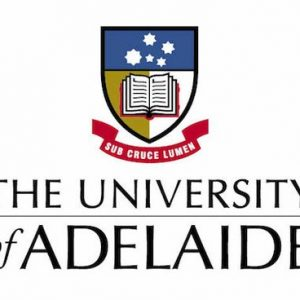 dai hoc Adelaide logo