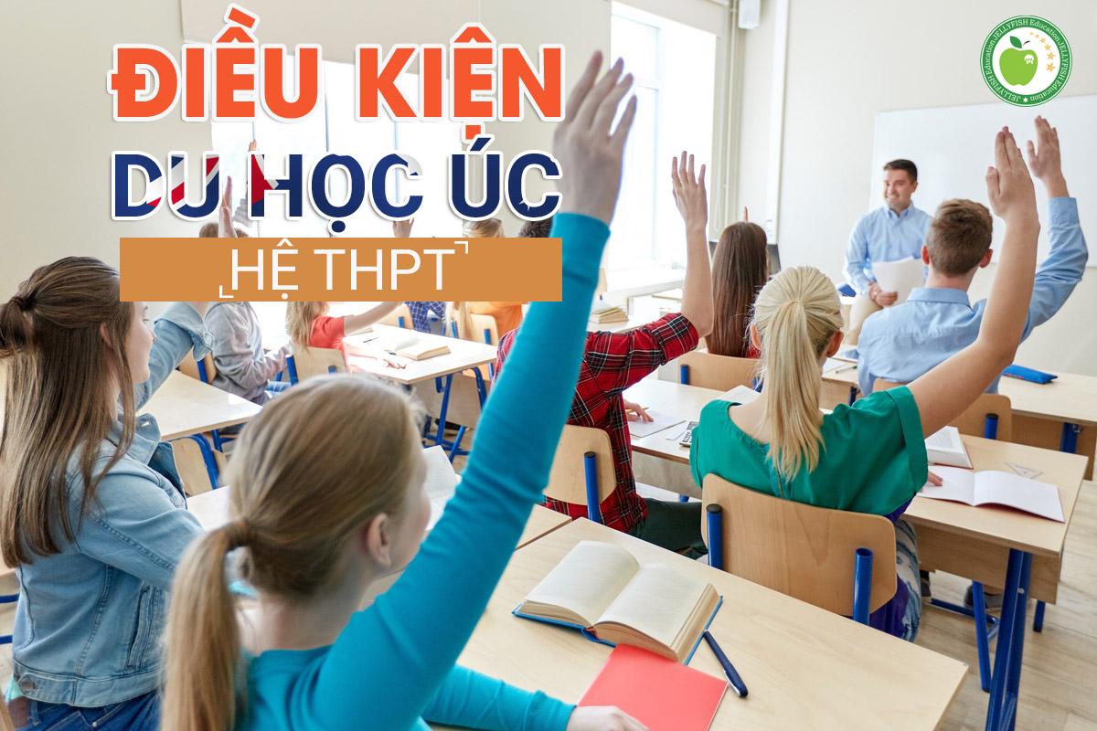 dieu kien du hoc uc bac thpt