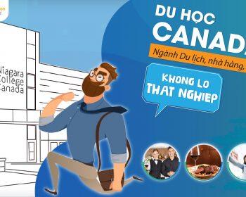 Du học Canada ngành Quản trị khách sạn, du lịch tại Niagara College