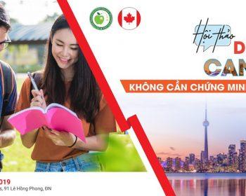 Hội thảo du học Canada tại Đà Nẵng