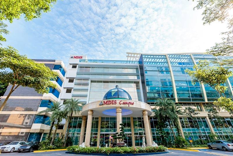 lộ trình du học Singapore