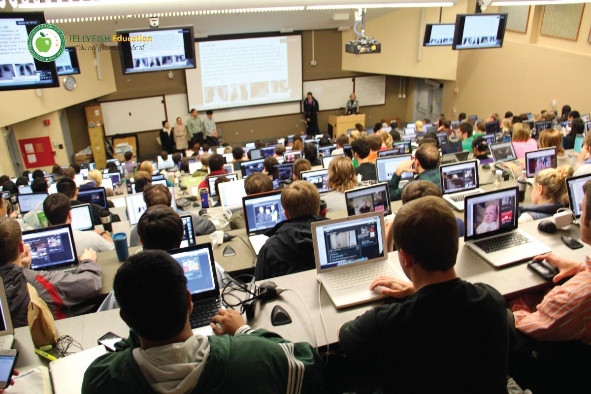 Du học Canada - Đại học