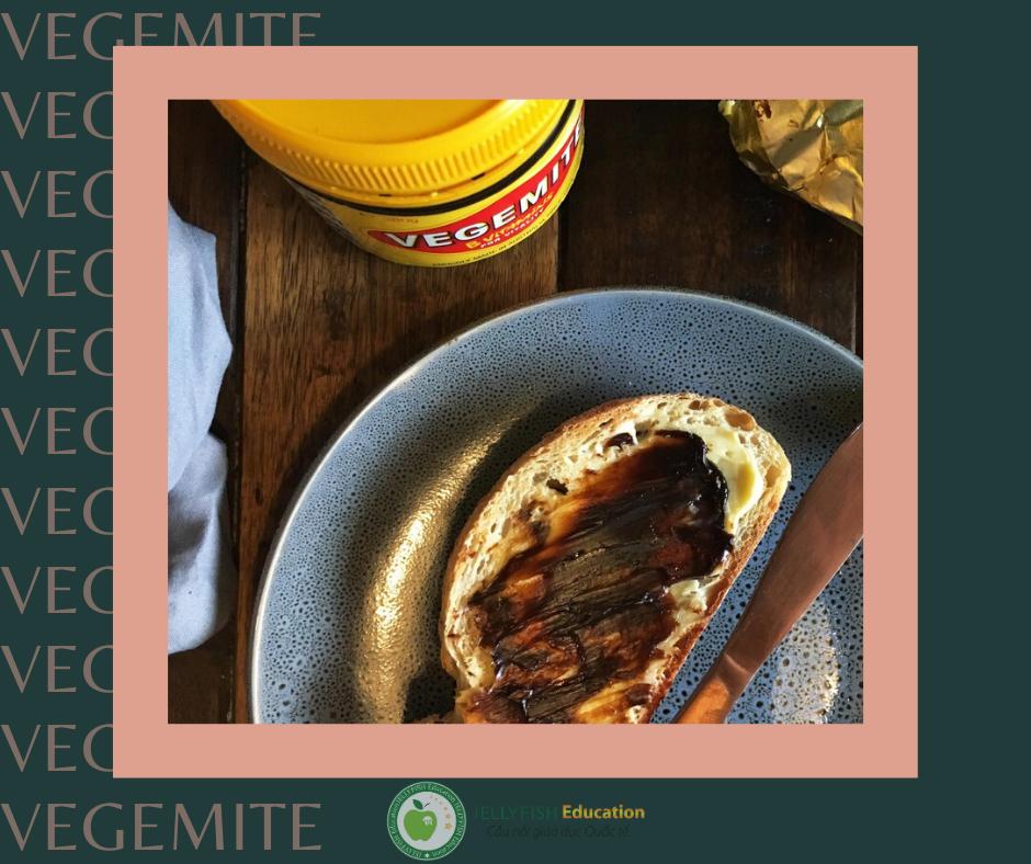 Bánh mì nướng phết vegemite
