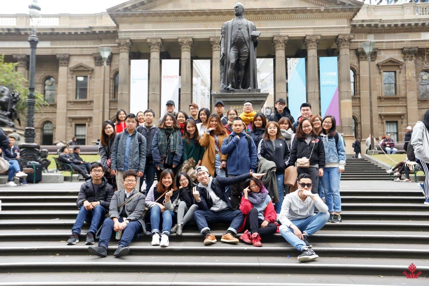 Mình lựa chọn học Truyền thông - Marketing tại trường RMIT- Melbourne