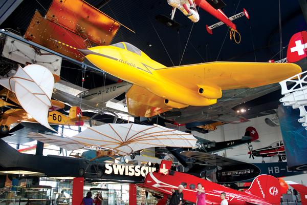 Bảo tàng giao thông Thụy Sĩ