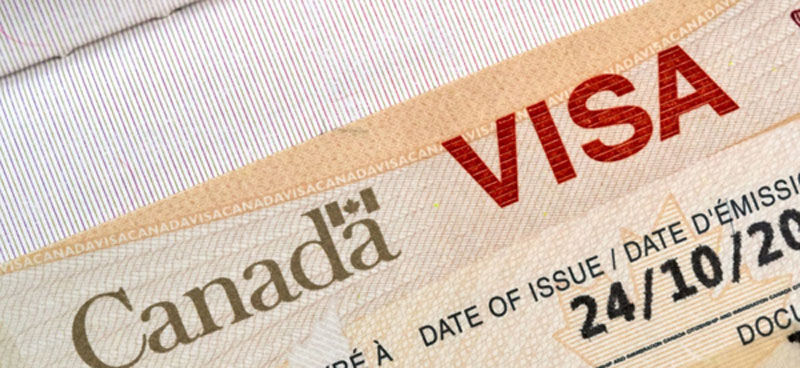 Hồ sơ du học Canada phức tạp