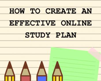 Cách viết Study plan xin visa du học Úc