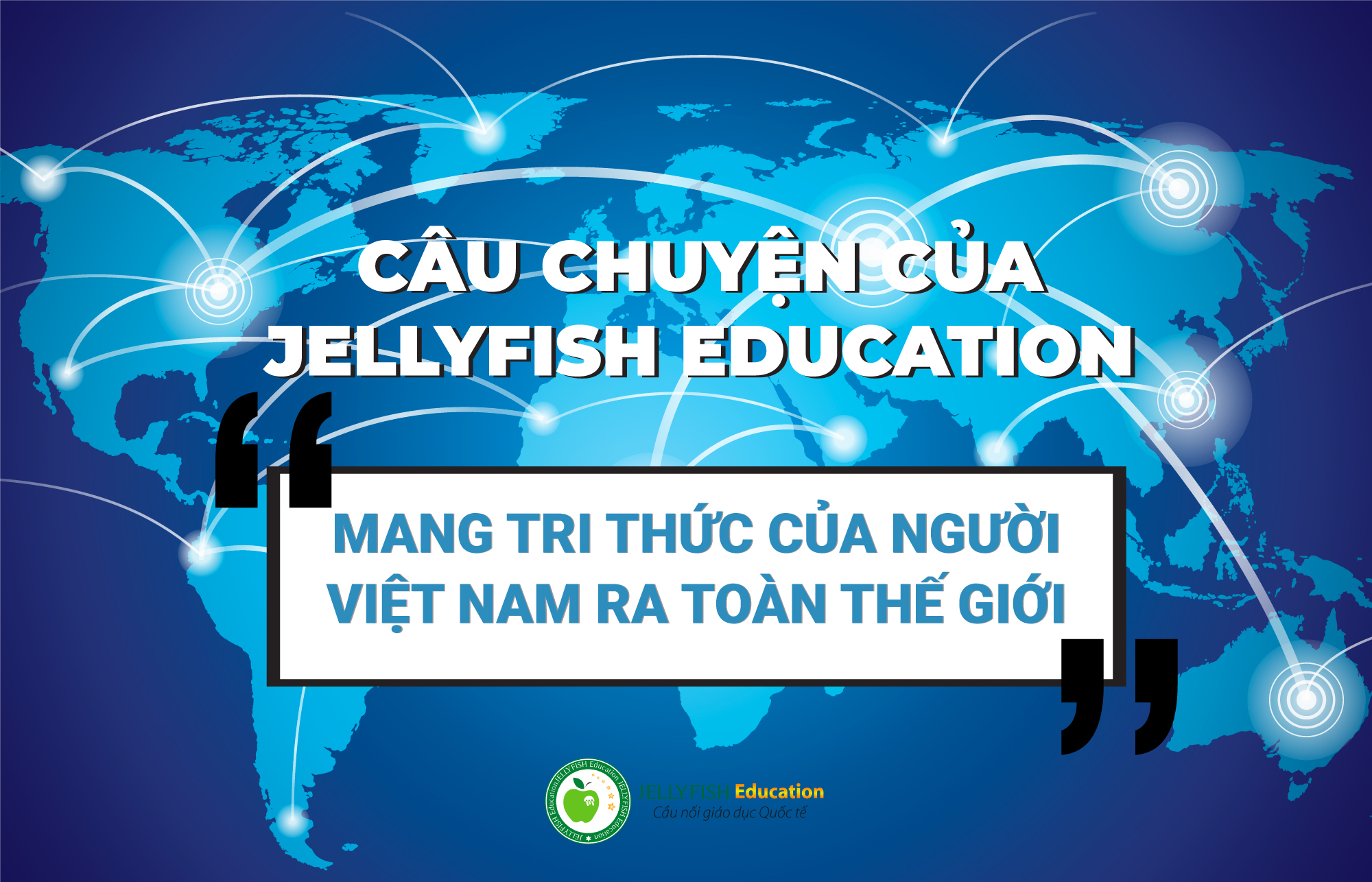 Du học Canada cùng Jellyfish Education