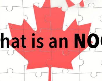 Du học Canada theo NOC