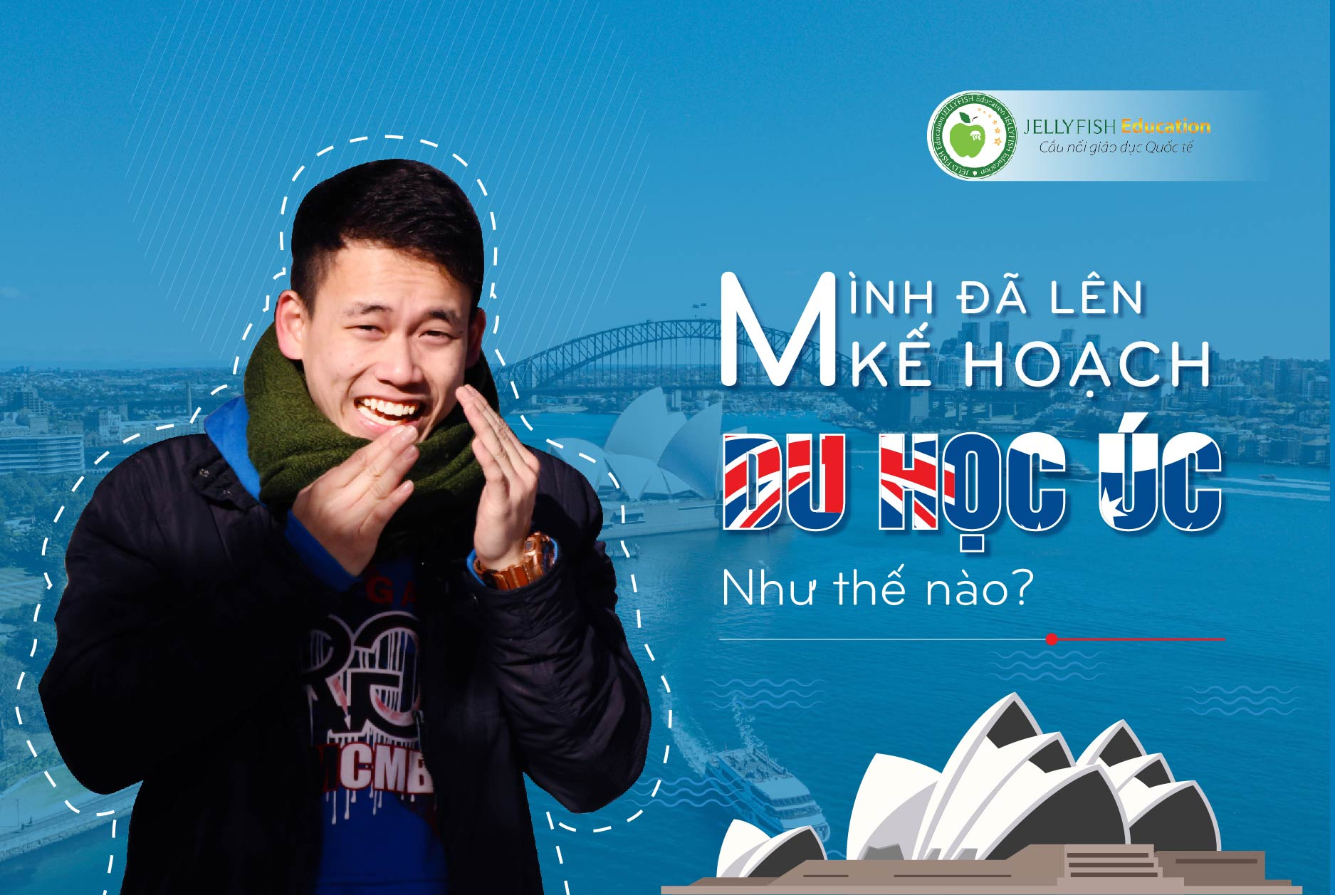 Mình đã lên kế hoạch du học Úc như thế nào?