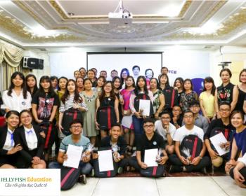 Hội thảo du học Thạc sĩ hệ tiếng anh tại Nhật Bản, Hàn Quốc, Singapore - Ảnh 2