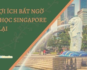 lợi ích hệ thống giáo dục Singapore