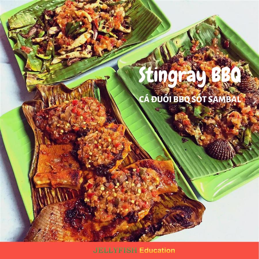 ẩm thực đường phố singapore