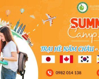 Summer camp 2020: Trại hè năm châu - Kết nối toàn cầu