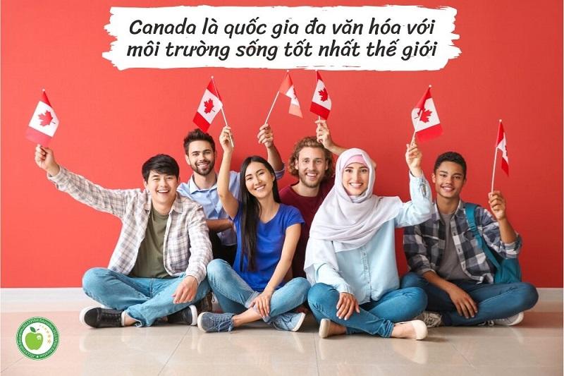 Canada xếp thứ 6 trong 163 quốc gia đáng sống nhất trên thế giới