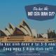 Úc mở cửa định cư