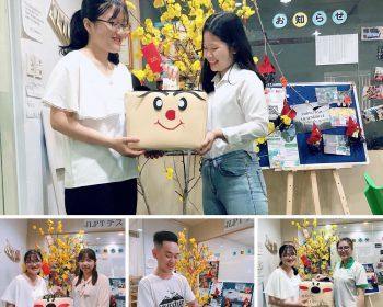 Tập thể CBNV và học viên Jellyfish ủng hộ thành công cho đồng bào miền Trung